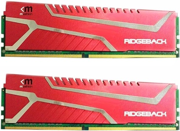 Mushkin Enhanced Redline Ridgeback G2 32GB 2800MHz CL17 DDR4 KIT OF 2 MRB4U280HHHH16GX2