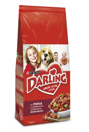 Darling for Dogs with Meat 15kg