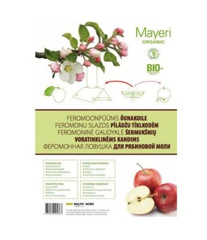 Feromoonpüünis õunamähkurile 2 tk
