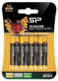 Silicon Power Alkaline Batteries Ultra AA 4pcs