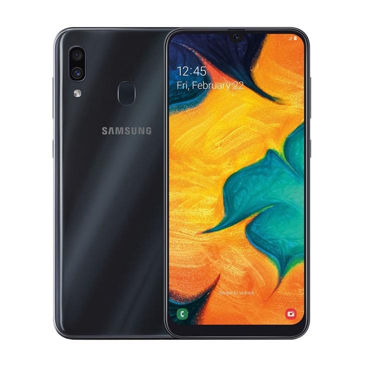 Mobilus telefonas Samsung Galaxy A30s Black
