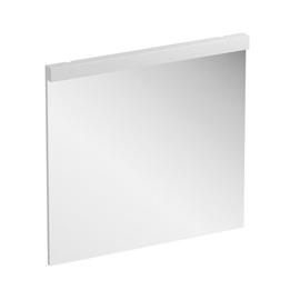 Veidrodis Ravak Natural 800 White, su apšvietimu, kabinamas, 80x77 cm