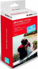 AgfaPhoto All in One Cartridge 50 Photos AMC50