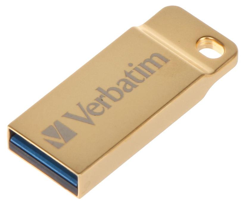 Verbatim Metal Executive 16GB USB 3.0 Gold