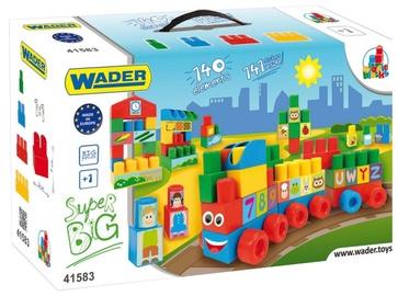 Wader Middle Blocks Super Big 140pcs 41583