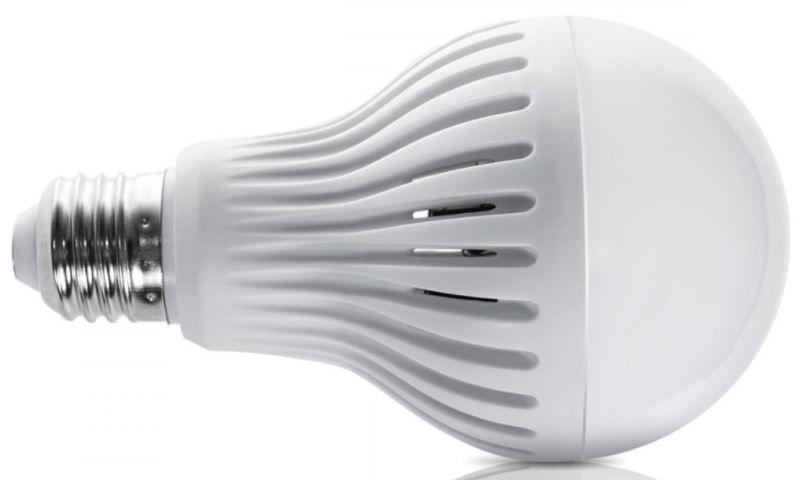 Maclean LED Bulb 9W Warm White