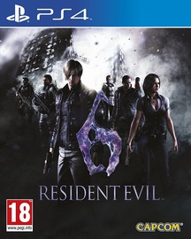 Resident Evil 6 HD PS4
