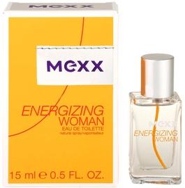 Tualettvesi Mexx Energizing Woman 15ml EDT