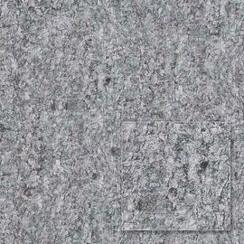 Tapetas fliz pagrindu 384022 pilka žievės imitacija (12)