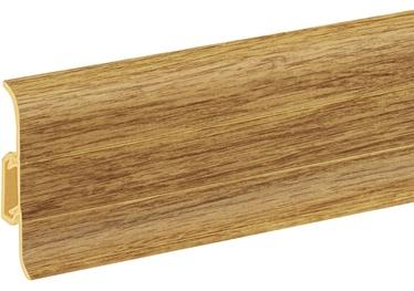 Põrandaliist PVC Premium MAT126 22x59mm 2,5m
