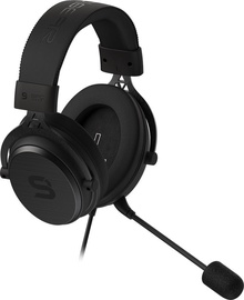 SPC Gear Viro Over-Ear Gaming Headphones Black