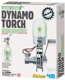4M Green Science Dynamo Torch 3263