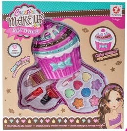 Kosmētikas komplekts ASKATO Cosmetics For Dolls - Cupcakes