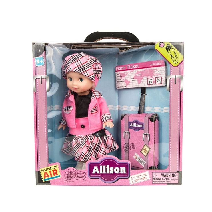 Кукла Alison 28см 517081143/P8859-A