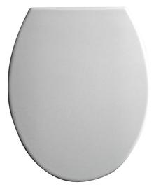 Tualetes poda vāks Futura l-035, balts