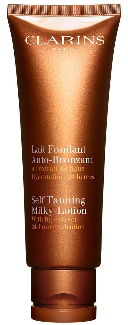 2f9540bb9ff Clarins Self Tanning Milky Lotion 125ml