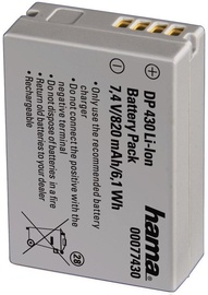 Hama DP 430 Li-Ion Battery for Canon NB-10L