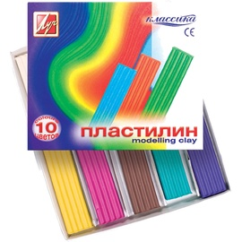 Luch Plasticine 10pcs