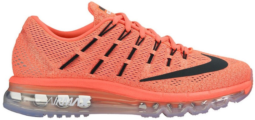 Nike Running Shoes Air Max 2016 806772-800 Orange 39