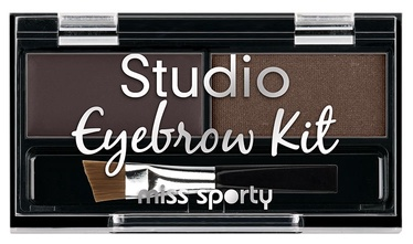 Miss Sporty Studio Eyebrow Kit 2.4g 01