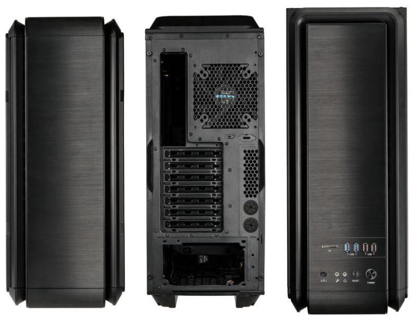 Anidees AI-6B-V2 Midi Tower Black