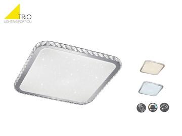 Lubinis šviestuvas TRIO Sapporo 677610106, 30W, LED, SMD