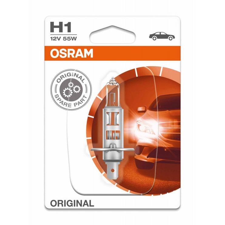 Автомобильная лампочка Osram Lamp Halogen 55W P14.5s 12V H1
