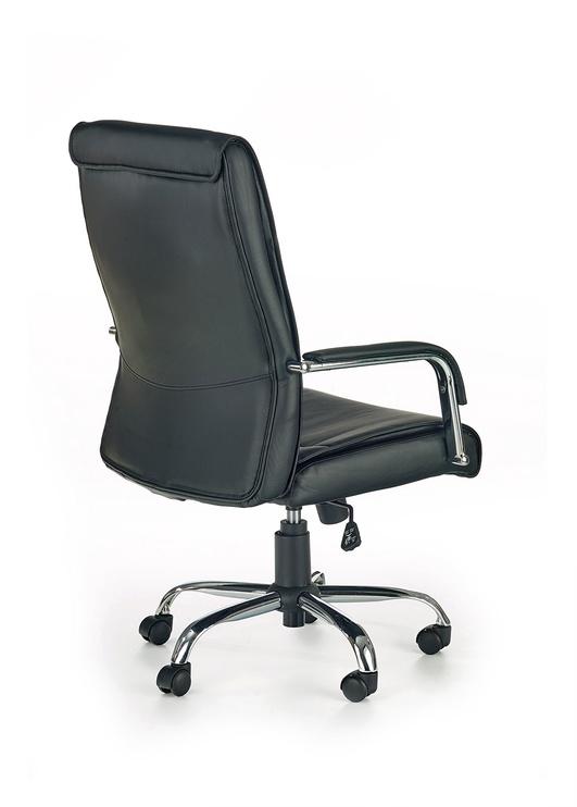 Офисный стул Halmar Hamilton, черный