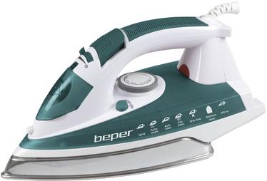 Утюг Beper 50.131, белый/зеленый