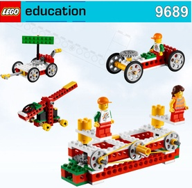 LEGO Education Simple Machines Set 9689