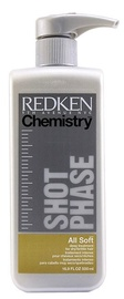 Plaukų kondicionierius Redken Shot Phase All Soft Treatment, 500 ml