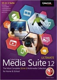 Cyberlink Media Suite12 Ultimate