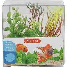 Dekoratsioon Zolux Boit Mix X4 Nr2 Plantkit Decor
