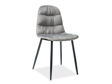 Signal Meble Vedis Chair Grey