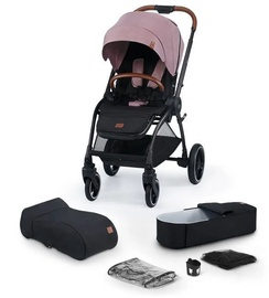 KinderKraft Evolution Cocoon 2in1 Mauvelous Pink