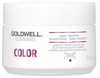 Kaukė plaukams Goldwell Dualsenses Color 60S Treatment, 200 ml