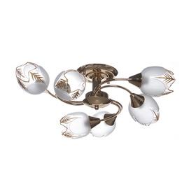 Griestu lampa Futura MX90109I/6 6x60W E14