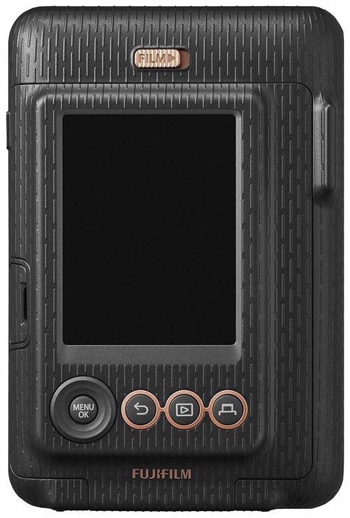 Fotoaparaat Instax Mini LiPlay black