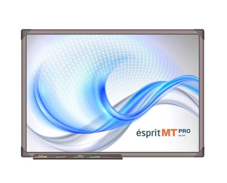 2x3 Esprit MT 80 Interactive Board