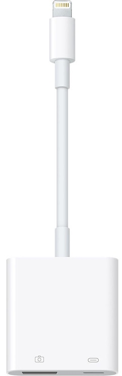 Apple Lightning To USB Adapter