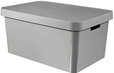 Curver Box With Lid Infinity 45L Gray