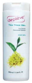 Depileve Gold Tea Tree Calming Gel After Depilation 200ml
