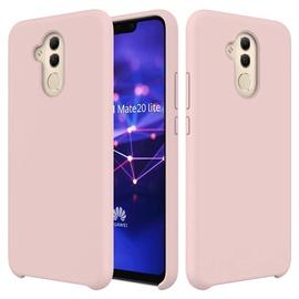 Hurtel Soft Flexible Back Case For Huawei Mate 20 Lite Pink
