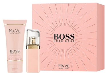 Hugo Boss Boss Ma Vie Pour Femme 30ml EDP + 100ml Body Lotion New Design