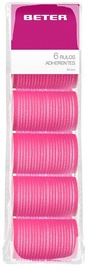Beter Rollers 6pcs 44mm Pink
