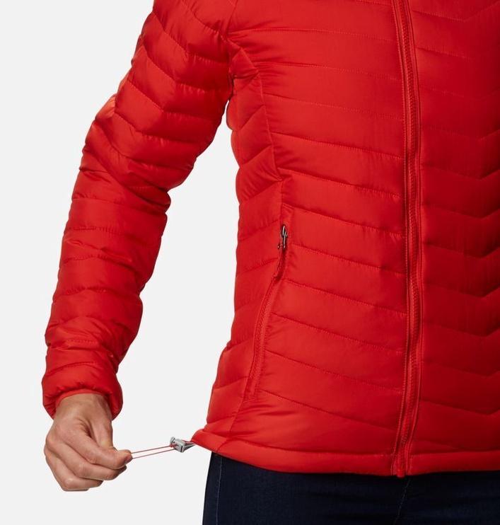 Куртка Columbia Powder Lite Womens Jacket 1699061843 Bold Orange M
