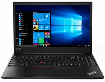 Nešiojamas kompiuteris Lenovo ThinkPad E580 Black 20KS004GGE