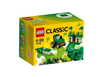 Konstruktor LEGO Classic Green Creativity Box Building Set 10708
