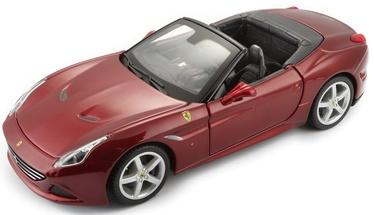 Bburago Ferrari Car RP California T 1:24 18-26011 Red