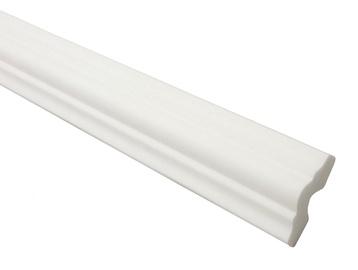 Apdailos juosta PI40, 36x17x2000 mm, balta